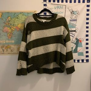 Striped BDG Sweater